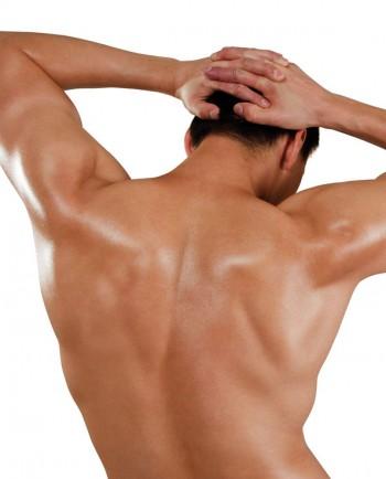 Depilación Láser - Espalda + Axilas (Hombre) - 1 Sesión