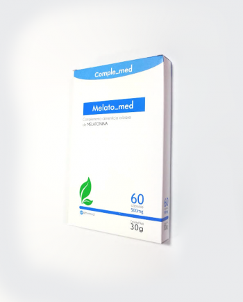 Melato - Med - 60 Cápsulas